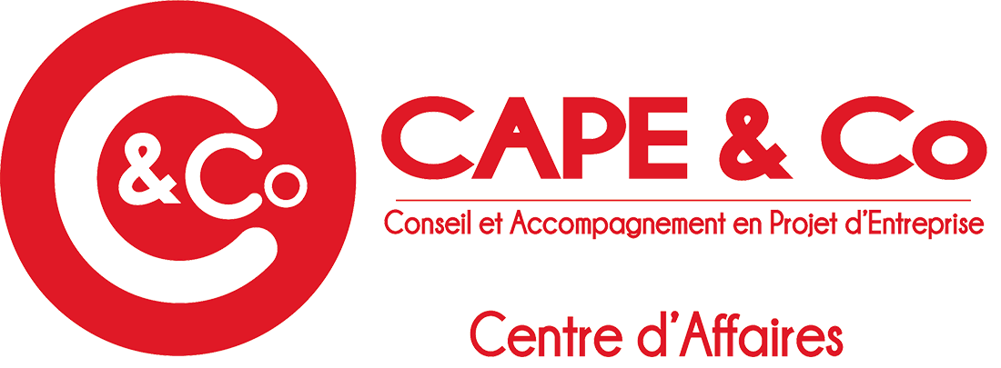 Logo CAPE & Co - centre d'affaires